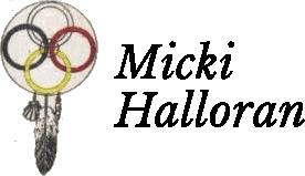 Micki Halloran Logo